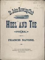 St. John Rowing Club Heel and Toe Polka