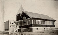 Lambert Montana Church and school