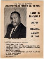 Vote Carver Randle for Mayor
