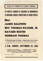 National Day of Mourning for the Children of Birmingham