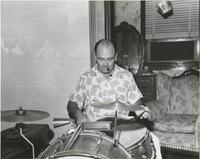 Tony Shreider playing with Albert Artigues