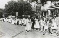 Sunday School Parade