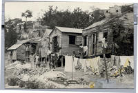 Unidentified slum