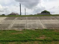 Algiers Point levee wall