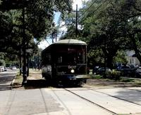 St. Charles Avenue streetcar