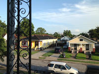 A November Sunday Morning in Gentilly