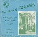 New Songs of Tulane University
