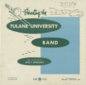 Presenting the Tulane University Band