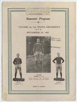 Tulane University Football Program; Tulane vs. LA. State University