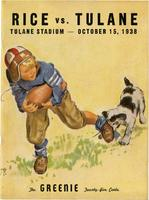 Tulane University Football Program; Rice vs. Tulane