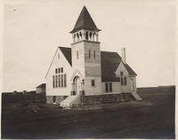 Barlow, N.D. Church