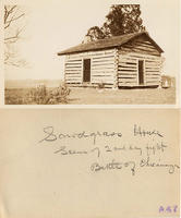 Snodgrass House, Scene of the second day fight, Battle of Chicamauga