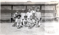 Unidentified group of boys