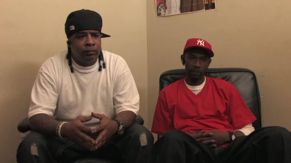 Black Menace interview