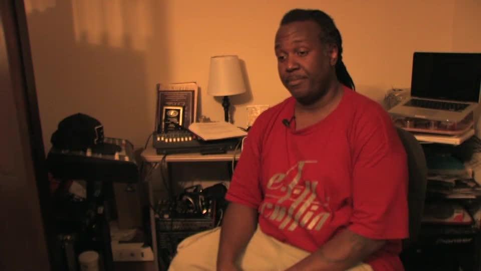 DJ EF Cuttin interview