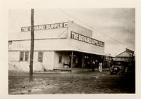 Oil well supply shops, Borger, Texas