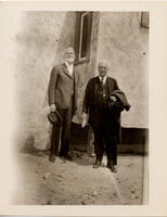 Dr. Davis and Rev. H.F. Knight