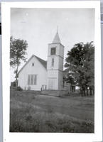 First Congregational Church of Binger, Okla.
