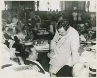 Huey Long with Legislators