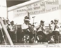 Onward Brass Band, Jazz and Heritage Festival