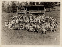 Entire group Y. P. Camp