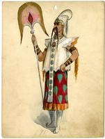 Krewe of Proteus 1907 costume 71
