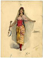 Krewe of Proteus 1905 costume 17