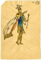 Mistick Krewe of Comus 1914 costume 56
