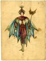 Mistick Krewe of Comus 1909 costume 03