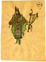 Mistick Krewe of Comus 1910 costume 103