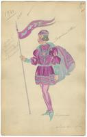 Mistick Krewe of Comus 1930 costume 36
