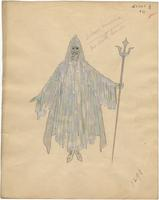 Mistick Krewe of Comus 1928 costume 27