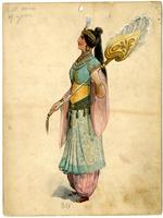 Krewe of Proteus 1907 costume 80