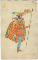 Mistick Krewe of Comus 1930 costume 67