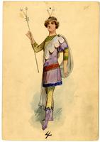 Krewe of Proteus 1899 costume 04