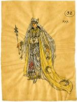 Mistick Krewe of Comus 1910 costume 32