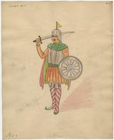 Mistick Krewe of Comus 1927 costume 23