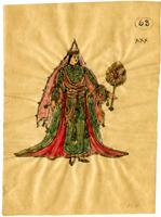 Mistick Krewe of Comus 1910 costume 63