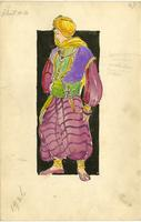 Mistick Krewe of Comus 1926 costume 67