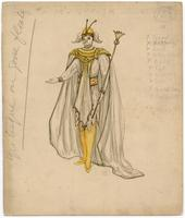 Knights of Momus 1910 costume 123