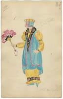 Mistick Krewe of Comus 1930 costume 35