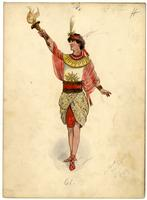 Krewe of Proteus 1903 costume 61