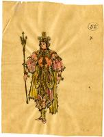 Mistick Krewe of Comus 1910 costume 55