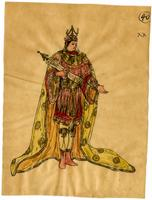 Mistick Krewe of Comus 1910 costume 40