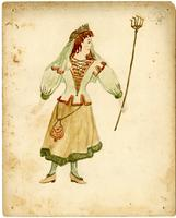 Mistick Krewe of Comus 1894 costume 17