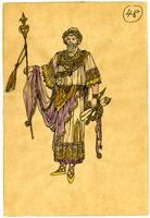 Mistick Krewe of Comus 1914 costume 48