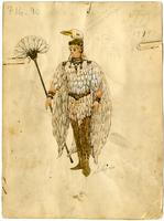 Mistick Krewe of Comus 1909 costume 77