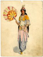 Krewe of Proteus 1907 costume 81