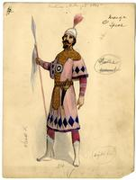 Krewe of Proteus 1905 costume 24