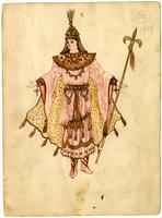 Mistick Krewe of Comus 1909 costume 32